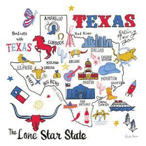 Texas by Farida Zaman
