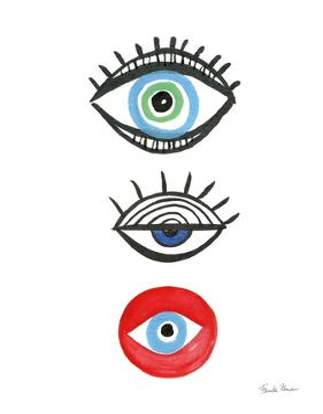 The Stare II by Farida Zaman