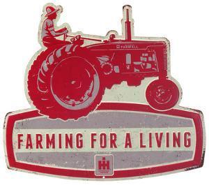 Farmall Farming For a Living