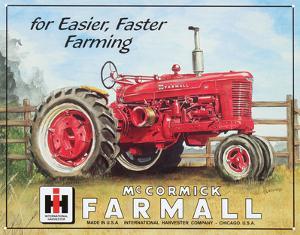 Farmall Model M Tractor