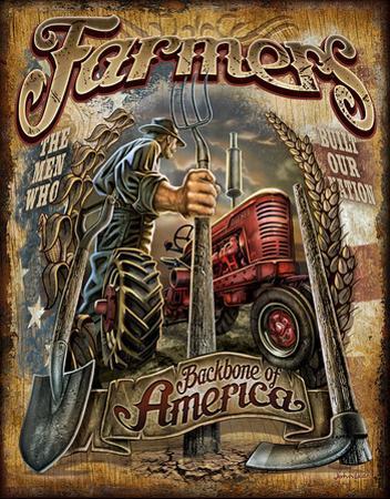 Farmers - Backbone