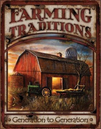 Farming Traditions Generation to Generation