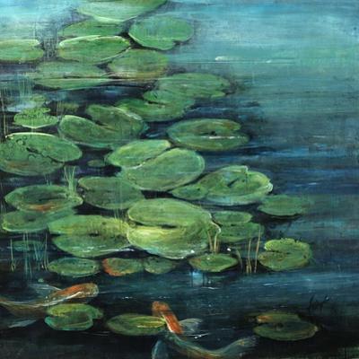 Ode to Monet I by Farrell Douglass
