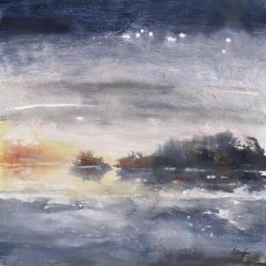 Winter Islands III by Farrell Douglass