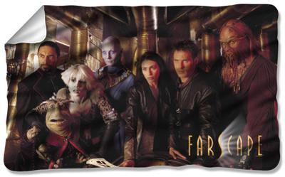 Farscape - Crew Fleece Blanket