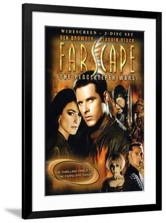Farscape: The Peacekeeper Wars--Framed Poster