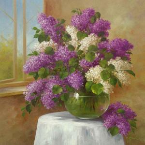 Lilac Chorus by Fasani