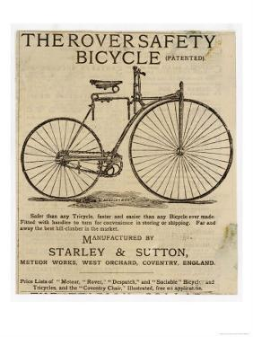 Faster and Easier Than Any Bicycle Ever Made