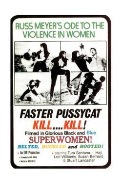 Faster, Pussycat! Kill! Kill!, Tura Satana, 1965