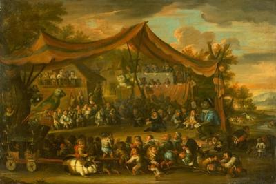 A Trial at Law Among Animals and Pygmies, Unknown by Faustino Bocchi or Boccasi