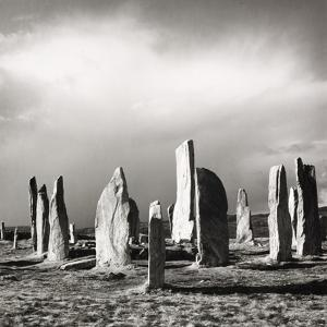Callanish After Hailstorm, Lewis 1980 by Fay Godwin