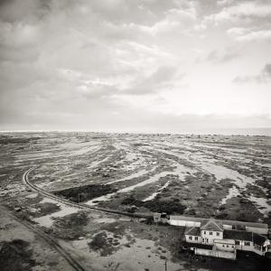 From Dungeness Lighthouse 1980 From the Romney Marsh Series by Fay Godwin