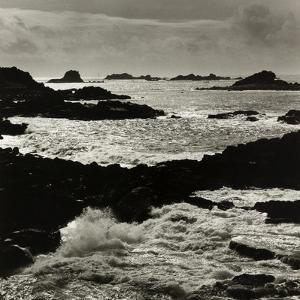 Hell Bay and Bishops Rock Lighthouse, Bryher Scilly Isles by Fay Godwin