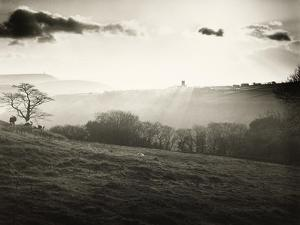 Heptonstall. a Landscape View in Yorkshire. by Fay Godwin