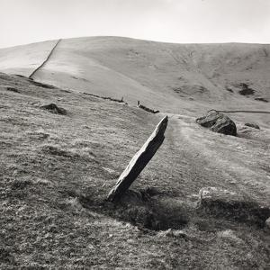 Markerstone, Old Harlech To London Road, Wales 1976 by Fay Godwin