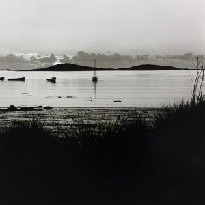 Sunset, Samson Scilly Isles by Fay Godwin