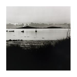 Sunset, Samson Scilly Isles by Fay Godwin