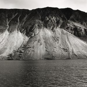 Wastwater Screes, 1981 From Cumbria Presences Series by Fay Godwin