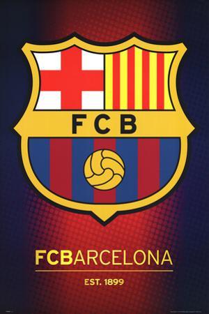 FC Barcelona Club Crest