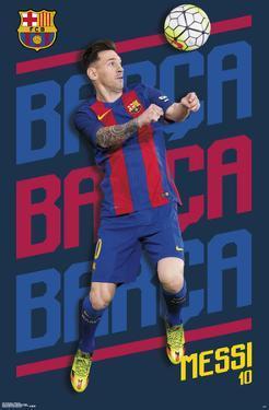 FC BARCELONA - L MESSI 2016