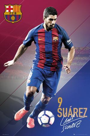 FC Barcelona- Suarez 16/17