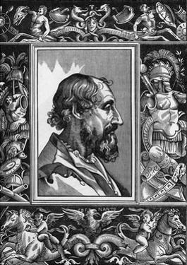 Lodovico Ariosto, Titian by FDF Nanto