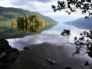 Tarbet Isle on Loch Lomond, Loch Lomond and the Trossachs National Park by Feargus Cooney