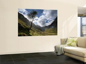 The 'Lost Valley of Glencoe' by Feargus Cooney