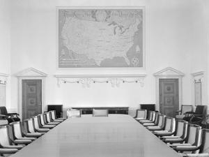 Federal Reserve Board Room