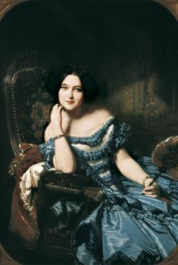Countess of Vilches by Federico de Madrazo y Kuntz