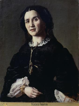 Portrait of a Lady in Costume