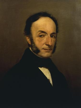 Portrait of His Father