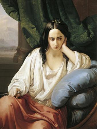 Revenge in Harem, Greek, 1854