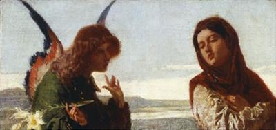 The Annunciation, 1864