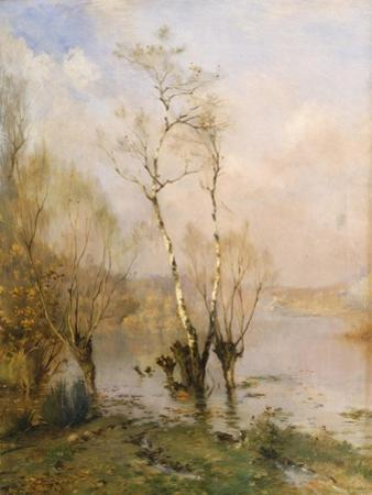 The Birches, 1895