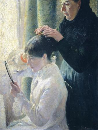 Mother and Daughter, 1879