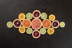 Citrus Drama III by Felicity Bradley