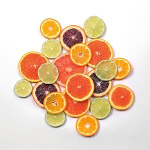 Sunny Citrus I Crop by Felicity Bradley