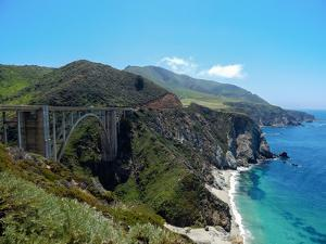 Bixby Creek Bridge by Felipe Borges