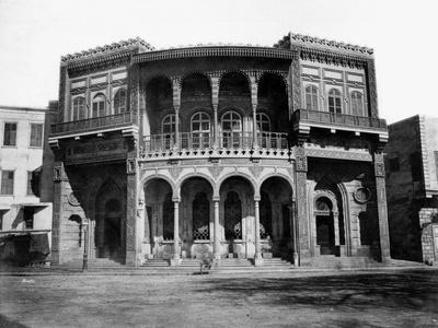 Fountain of the Valid One, Cairo, Egypt, 1878