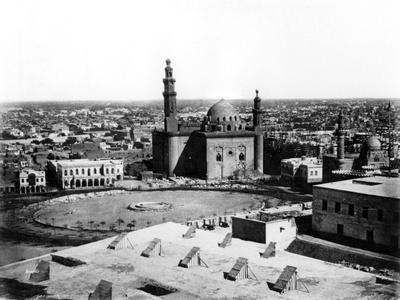 General View of Cairo, Egypt, 1878
