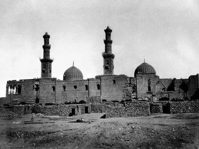 Sultan Barquq Mosque, Cairo, Egypt, 1878