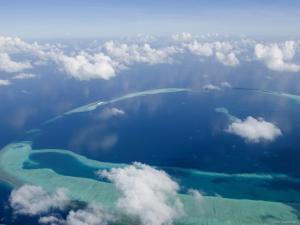 Rasdhoo Atoll, Rashdoo Atoll, Alifu, Maldives by Felix Hug