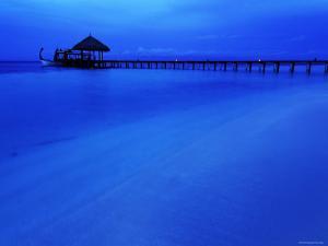 Resort, Kandholhudu, Ari Atoll, Alifu, Maldives by Felix Hug