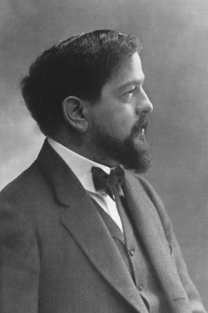Claude Debussy (1862-191), French Composer