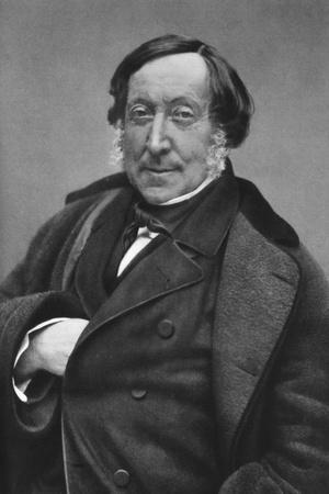 Gioachino Rossini (1792-186), Italian Composer