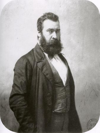 Jean-François Millet, French Painter, C1860S