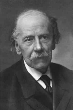 Jules Massenet (1842-191), French Composer Best known for His Operas