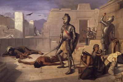 Chobala Massacre During Spanish Conquest