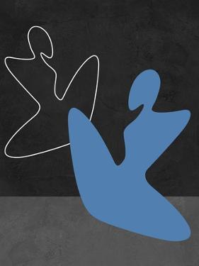 Blue Girl by Felix Podgurski